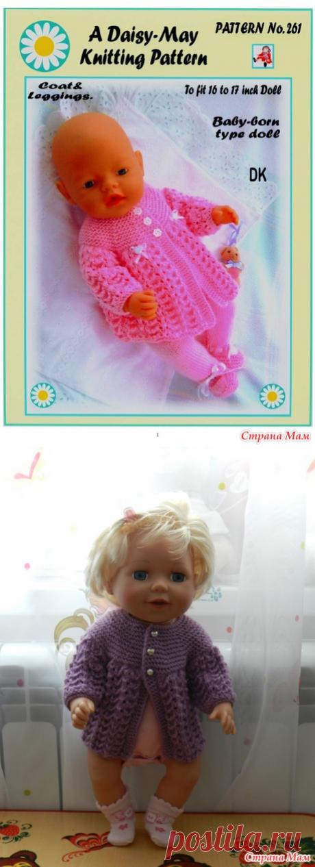 Moderno Daisy May Dolls Knitting Patterns Imagen - Manta de Tejer ...