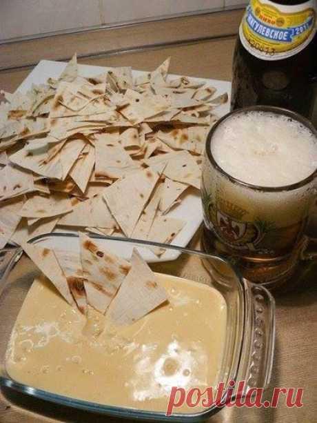 Вот с чем нужно пить пиво!.