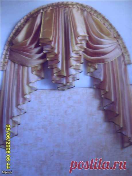 La costura de las cortinas - 6