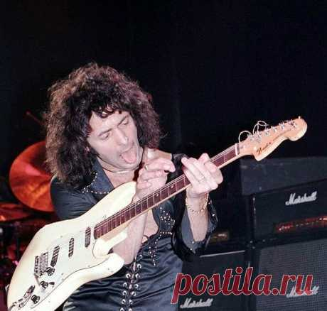 Rainbow - 81. Великолепное гитарное соло Difficult To Cure | Сказочник | Яндекс Дзен