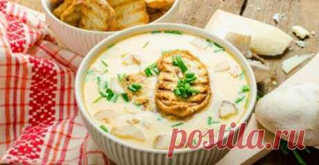 5 вкусных рецептов супов на скорую руку