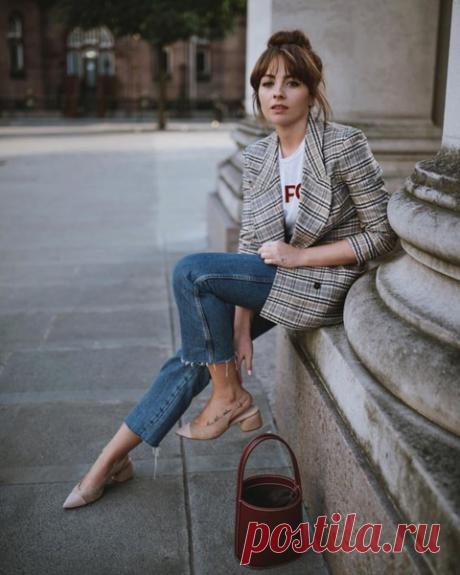 Модные джинсы 2019 года, которые заставят забыть о скинни | Люблю Себя