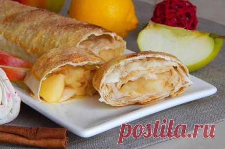 Для тех, кому надоели шаурма и роллы: 2 неожиданных и вкусных блюда из лаваша