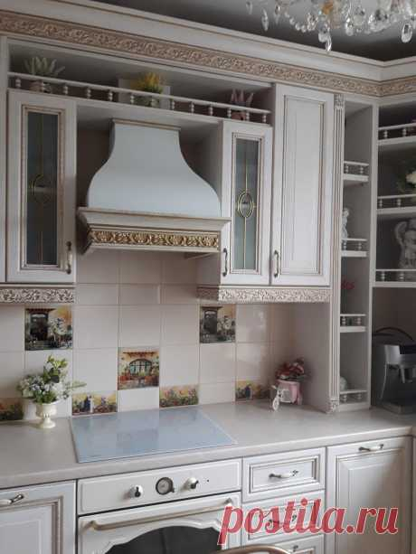 Кухня моей мечты от любимого мужа.люблю.