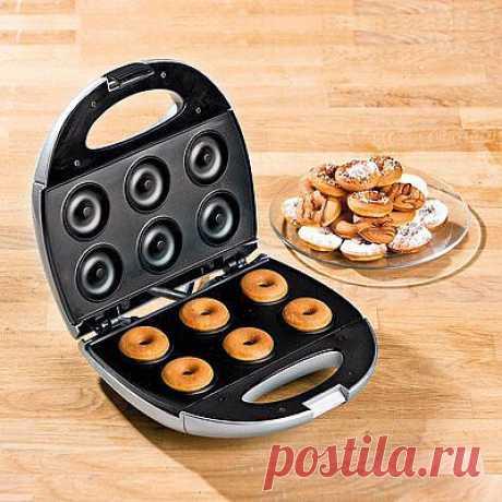 Хит! - Ростер для выпечки пончиков - 1399руб