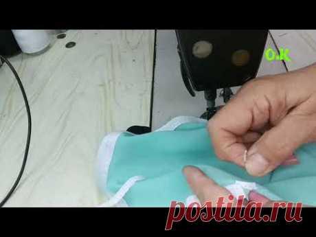"""как кроить и шить """"сложные """" сыпучие ткани"""
