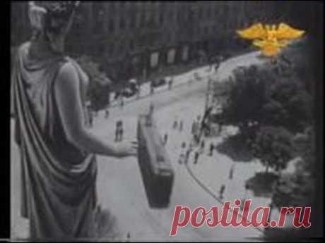 Уникальный документальный фильм 1935 года - Одесса