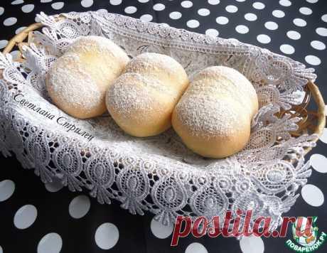 """Хлеб """"Петит"""" – кулинарный рецепт"""