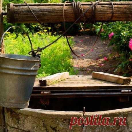 Как сделать воду в колодце безопасной