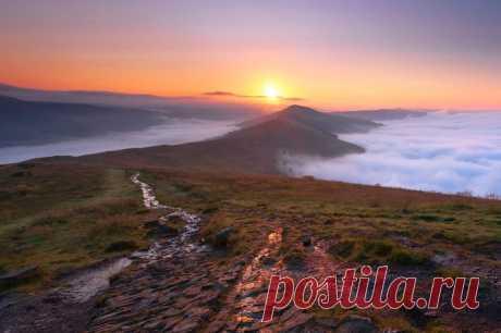 Национальный парк Пик - Дистрикт (Великобритания)