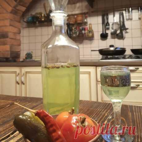 Делаем настойку, которую пьют лишь раз в году | уДачи! | Яндекс Дзен