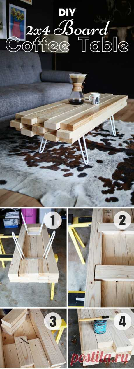 20 Crafty 2x4 DIY Projects which you can easily make