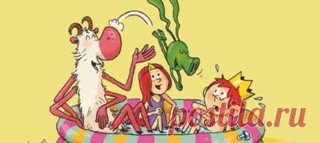 Жизнь Эмиля и Марго бьет ключом. Каждый день — новые приключения. То нужно сходить на волшебную ярмарку и купить курицу с огромными зубами, то познакомиться с соннобратцами, которые научат засыпать без труда. Или отметить самый милый праздник — День монстромамы. Это четвертая книга из любимой серии комиксов. Рассказываем о ней в нашем блоге.