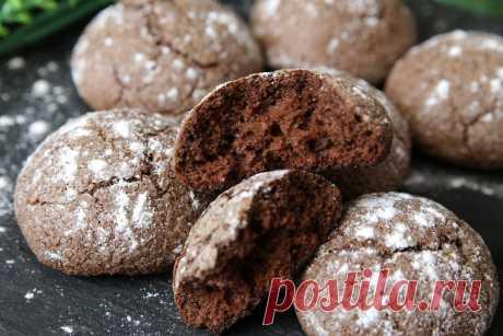 Шоколадные ПП Пряники на Цельнозерновой муке | Ешь и Худей | Яндекс Дзен