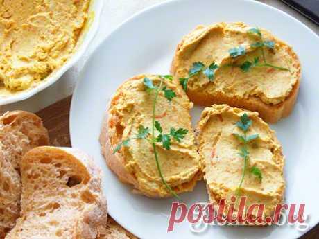 Очень простое блюдо и хороший вариант для завтрака за 10 минут!