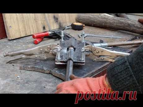 Как изготовить приспособление для сварки труб своими руками