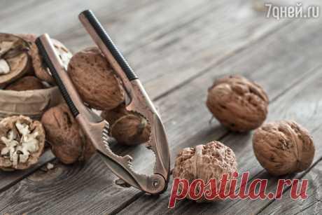 Как почистить грецкие орехи от скорлупы - 7Дней.ру