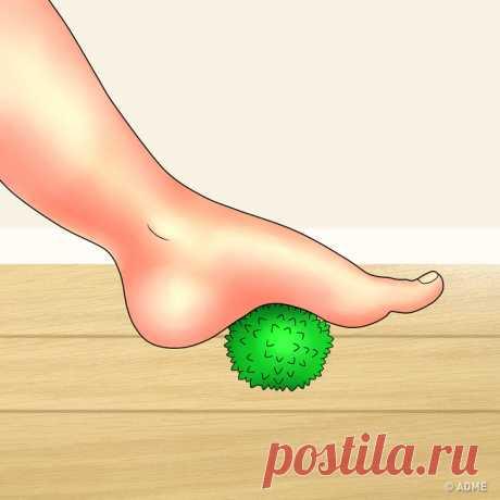 Простые упражнения, которые помогут снять усталость и боль в ногах за считанные минуты - Образованная Сова