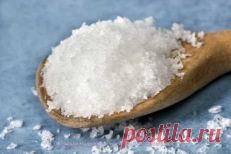Соль для волос – уникальные рецепты! • Искусство здоровой жизни