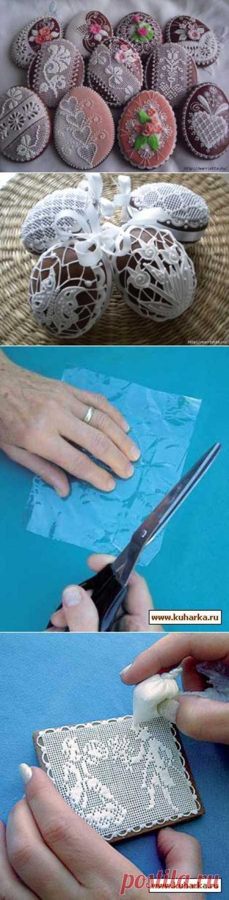(+1) тема - Пасхальные пряники. Красота) и мастер-класс по росписи | Хвастуны и хвастушки