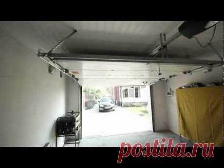 Видео: как выбрать гаражные автоматические ворота - Яндекс.Видео