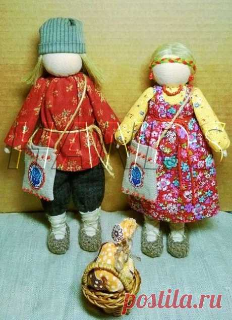 Продажа Тильда.Куклы-обереги.Вязаные игрушки.