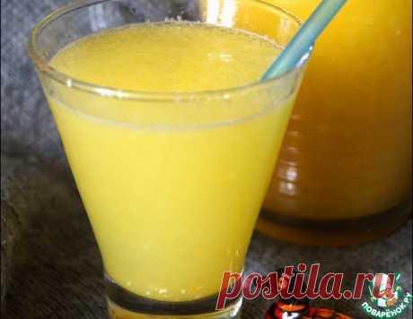 """Апельсиновый напиток """"Самый лучший"""" – кулинарный рецепт"""