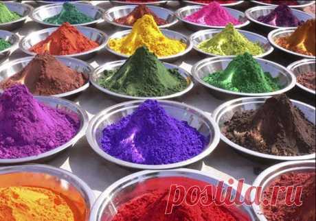 Природные красители для мыловарения и рецепт травяного мыла