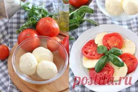 Домашний сыр Моцарелла из сырого молока — Фактор Вкуса
