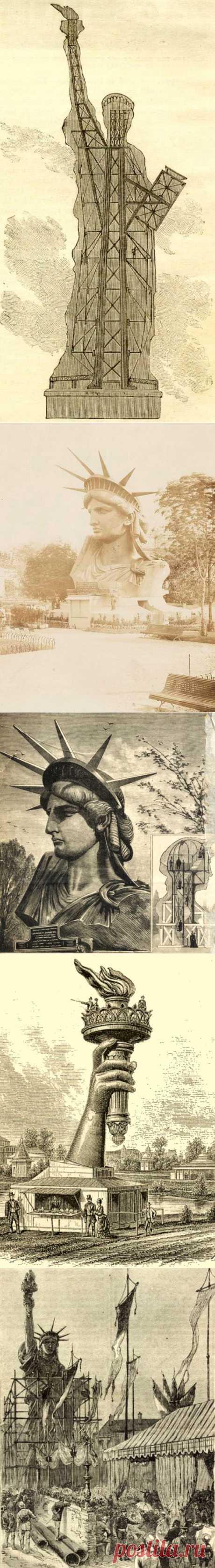 Cтатуя свободы - богиня тьмы - Информационный портал