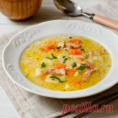 Немецкий картофельный суп