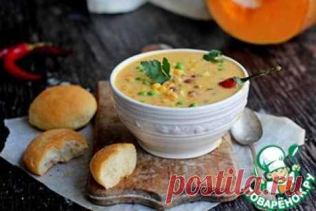 """Суп """"Фанеска"""" - кулинарный рецепт"""