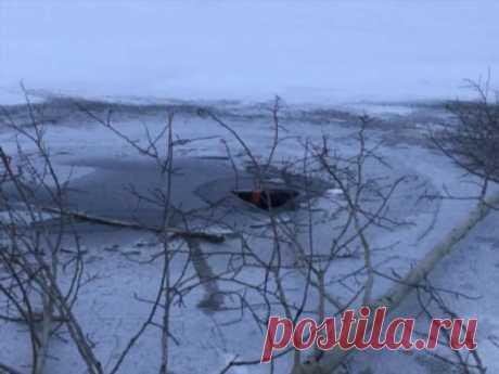 Мальчик спас провалившуюся под лед девочку в Свердловской области | Офигенная
