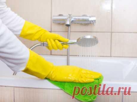 Как отбелить чугунную ванну в домашних условиях? - Полезные бытовые советы