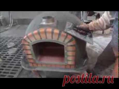 Печь для пиццы и лепешек.