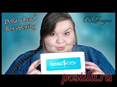Dollar Bead Box opening ⎮ November