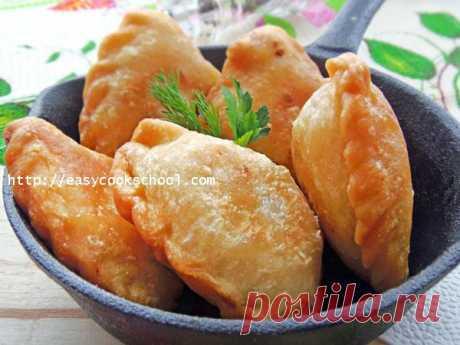 Самосы индийские: рецепт   Легкие рецепты