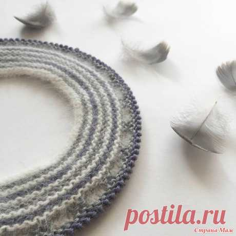 Обновляем гардероб - свитер Little Winter Angel - Вязание - Страна Мам