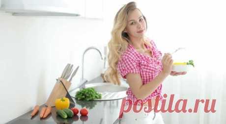 Эффективная диета для запуска обмена веществ - Советы для женщин