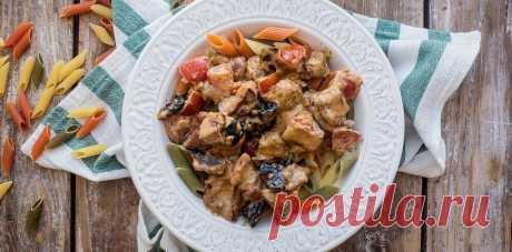 Индейка с черносливом - отличный рецепт на Новый год | О вкусной жизни | Яндекс Дзен