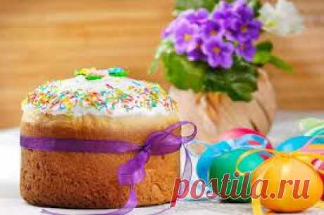 Светлый праздник - Пасха, о куличах и яйцах, правилах и традициях.