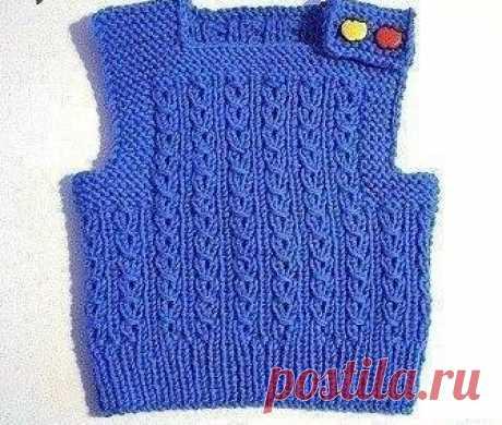 Children's vest spokes