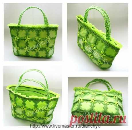 Создаем летнюю сумочку из пластиковых бутылок – мастер-класс для начинающих и профессионалов