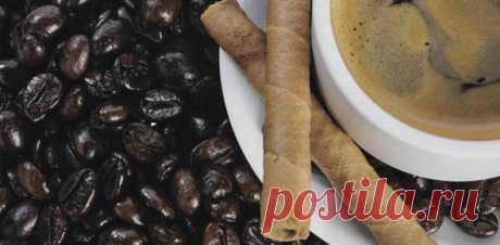 Кофе с корицей | Все про кофе