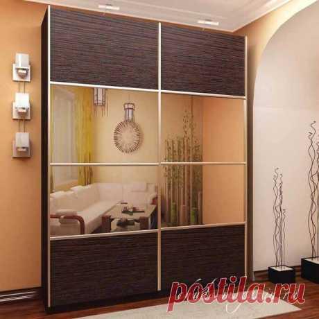 Большой шкаф купе в коридор: фото, цена, модели