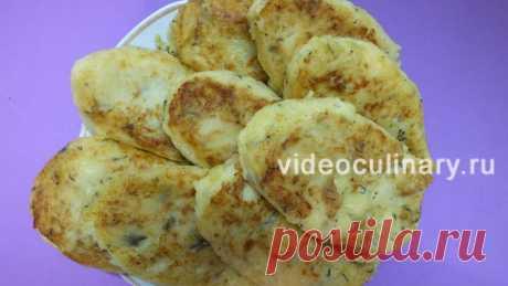 Котлеты картофельные - Видео-рецепт - Еда Во Благо Из картофеля готовят вкусные блюда, в том числе и котлеты. Как правило, основным ингредиентом этого блюда является картофельное пюре. Видео-рецепт - Еда Во Благо