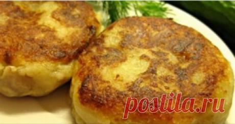Ароматные котлетки из фасоли и картофеля (постные) Эти котлетки получаются такие вкусные, что вы не захотите есть мясо