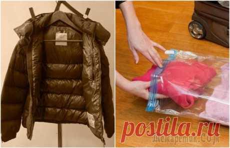 Ошибки в хранении одежды, которые приводят к ее быстрой порче