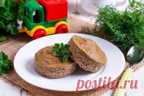 Суфле из печени как в детском саду | Fresh.ru