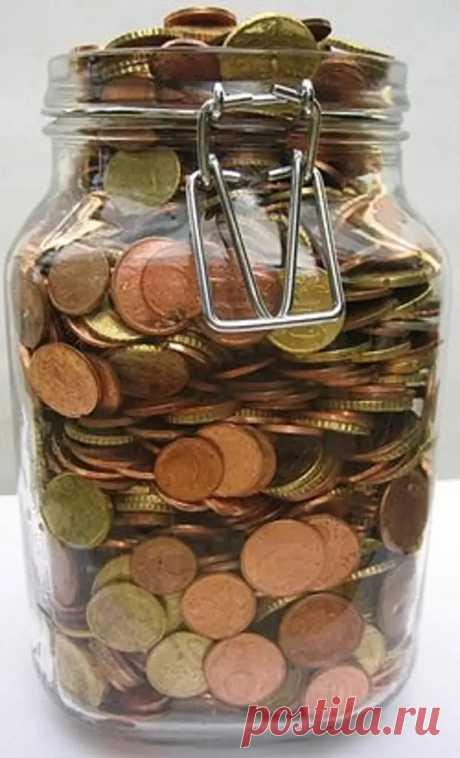 """Надежный банк в стеклянной банке... - Познавательный сайт ,,1000 мелочей"""" - медиаплатформа МирТесен"""